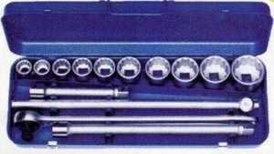 Oaykay Bi-Hex Socket Set 14 Pcs. Ok-3752