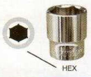 Oaykay 1/2 Inch Hex Socket 11 Mm