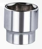 Jk Files 1/2 Inch Square Drive Hex Socket 12 Mm