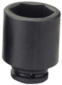 Griphold 1/2 Inch Square Drive Impact Deep Hex Socket 11 Mm