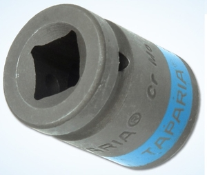 Taparia 1/2 Inch Square Drive Impact Hex Socket 17 Mm