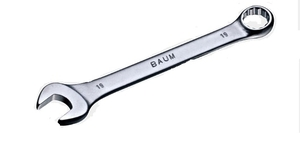Baum Art 33e Chrome Vanadium Steel Combination Spanner (18 Mm)