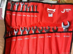 Jetech Double End Spanner Set 12 Pcs. Ows-S12