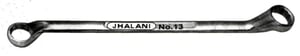 Jhalani Normal With Shallow Offset Ring Spanners 24x27