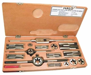 Humma Tap And Die Set For 2 - 10 Mm S.I