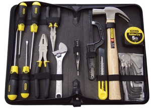 Stanley 92-010 Hand Tool Kit (22 Pieces)