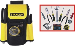 Stanley 92-005 Power Tool Kit (22 Pieces)