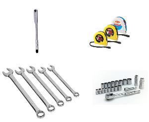 Spanners, Sockets And Torque Wrenches