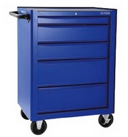 Blue Point 5 Drawer Tool Storage Trolley Krb13005kprb