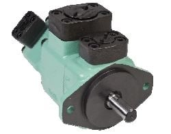 Yuken Vane Pump (Pvr1050-F-F-12-45-Reaa-1180) Weight 17.70kg