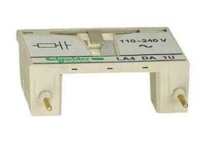 Schneider La4da1u Clip On Coil Suppressor Module