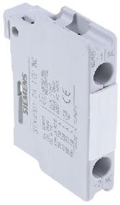 SIEMENS 3TX4-001-2A AUXILARY CONTAC 3TX40012A