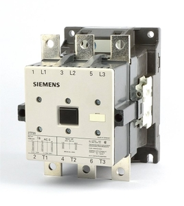 Siemens 3phase Ac Contactor 300a 2 No + 2 Nc -3tf55 02-0a..