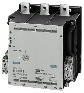 Siemens 3Phase AC Contactor 630A 4 NO + 4 NC -3TF68 44-0C