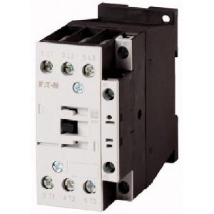 Eaton Contactor 3 Pole 18a Dilm17-10