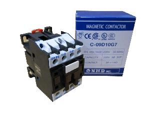 Nhd C-09d10g7 3 Pole 3 Hp Power Contactor 9a