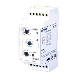 Minilec 24vdc 5a 250x50mm Rectangular Type Earth Fault Relay S2 Cmr3