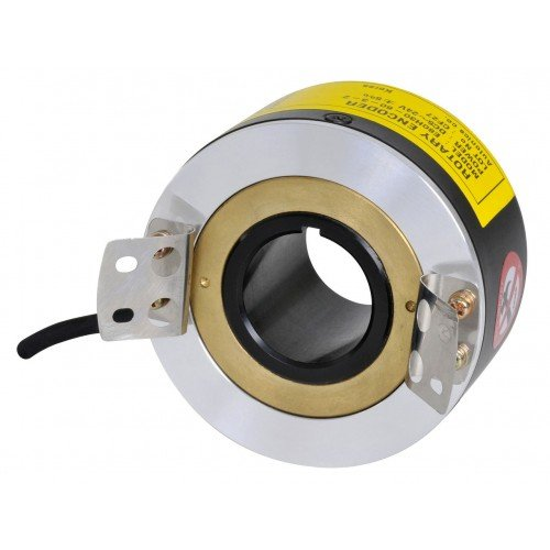 Autonics E100h35-1024-3-N-24 Hollow Type Incremental Rotary Encoder (Resolution:1024)
