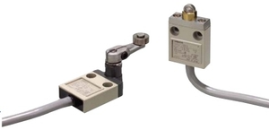 Omron D4c-2233 General Purpose Vertical Limit Switch
