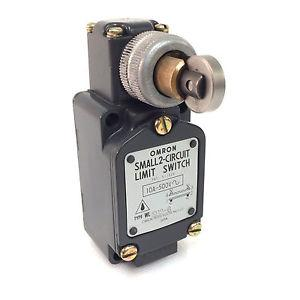 Omron Wlsd2-G General Purpose Vertical Limit Switch