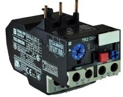 C&S Tr2-D65359 48-65 A Thermal Overload Relays Direct Mounting Trip Class 10