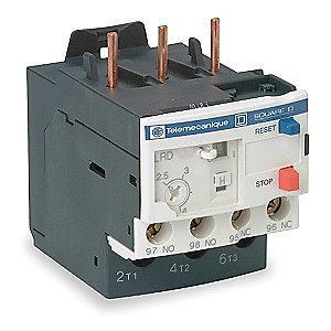 SCHNEIDER ELECTRIC Overload Relay LC1D09 thru LC1D32 Contactor 3 62