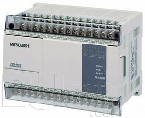Mitsubishi FX1N-40MR-ES/UL , PLC (24 Input, 16 Relay Output) 100-240V AC