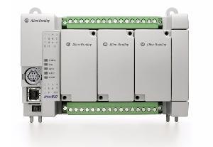 Allen Bradley 14-24 VDC/VAC Micro 830 Programmable Controller  2080-LC30-24QWB