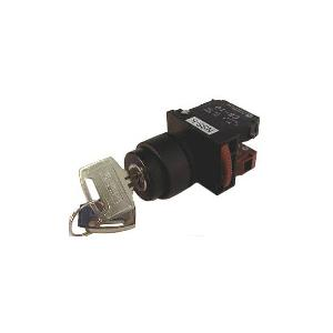 Nhd Nss22-K210b4 Black Push Button With Contact Element