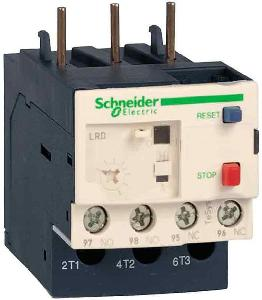 Schneider Lre08 2.5-4 A Thermal Overload Relay