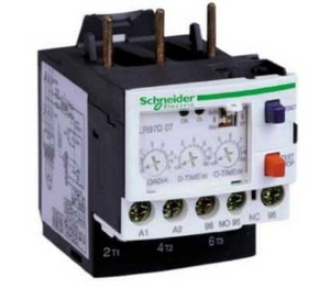 Schneider Lr97d25f7 Electronic Motor Protection Relay
