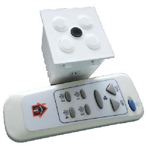 Walnut Innovations Wireless Remote Control Switches For 4 Light Ir03