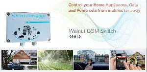 Walnut Innovations Gsm Switch 5 Relay Gsm1.04