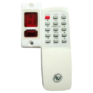 Walnut Innovations Wireless Remote Control For Light & Fan Ir01