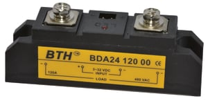 Bth Bda 24350 00 Dc To Ac Single Phase Long Heavy Duty Ssr