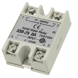 Bestronics 10 A 3 - 32 V Dc To Ac Solid State Relay And Control Unit