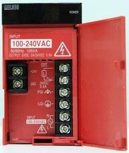 Mitsubishi Q63P 5V DC PLC - Power Supply 6 A