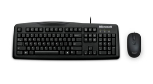 Microsoft Usb Standard Keyboard Black - Wired Desktop 200