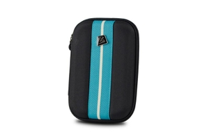 Cliptec Portable Case Hard Disk Blue - Czg200bl