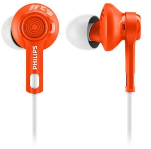 Philips In-Ear Actionfit Sports Headphones Shq2300or
