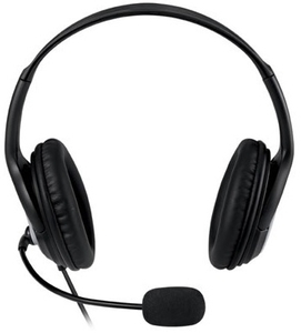 Microsoft On Ear Headphone With Mic - Lifechat Lx-3000