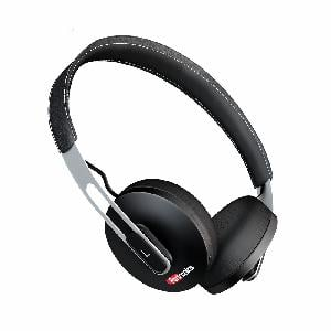 fd741ced6f8 Buy Portronics Muffs L Bluetooth Headphone with Mic Black POR 894 Online in  India at Best Prices