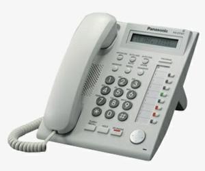 7429fd3cf Buy Panasonic White Corded Landline Phone KX- DT321X Online in India ...