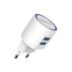 Vidvie 201i 2.4a Iphone Charger With Cable White Ch201i-I5wh