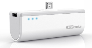 Portronics 2200mah Battery Portable Power Bank - Por306 Pico