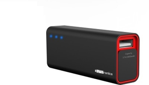 Portronics 2600 Mah Battery Mobile Charger - Por 356 Mini