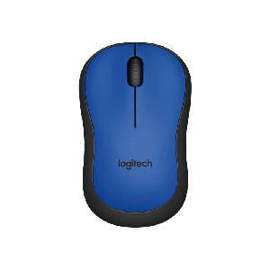545cdc2f941 Buy Logitech Silent Wireless Mouse- Blue M221 Online in India at ...