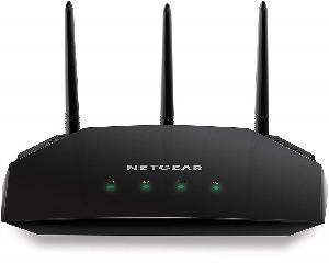 Buy Netgear Smart WiFi Router (Black) R6350 Online in India