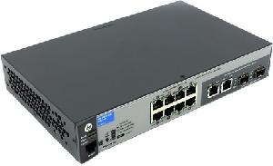 Hp J9777a Ethernet Switch 8 Port