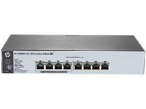 Hp J9982a Ethernet Switch 8 Port